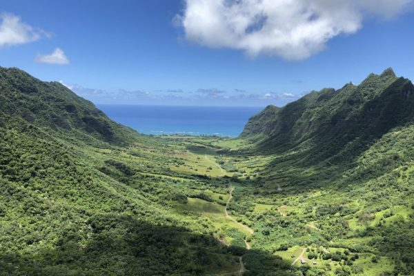 Magnum Helicopters-Oahu, Hawaii Helicopter Ride