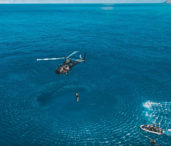 Magnum Helicopters- Navy Seal Helicopter Jump Adventure